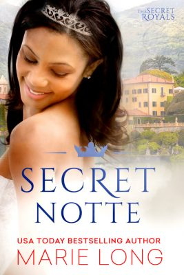 Secret Notte - A Secret Royals Novella