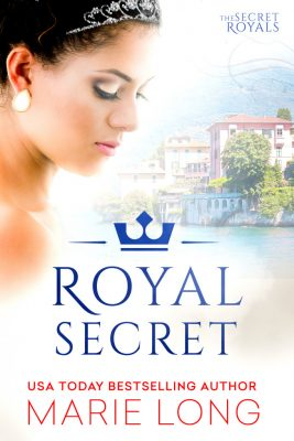 Royal Secret - A Secret Royals Novella