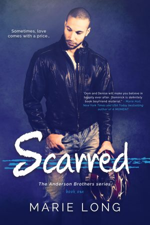 Scarred - The Anderson Brothers, book 1